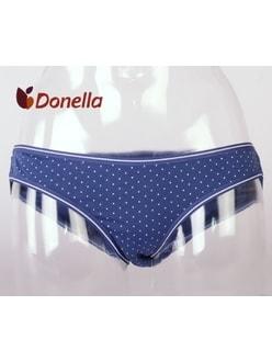 Dámské kalhotky Donella Puntík - modrá 1d323b4ce9