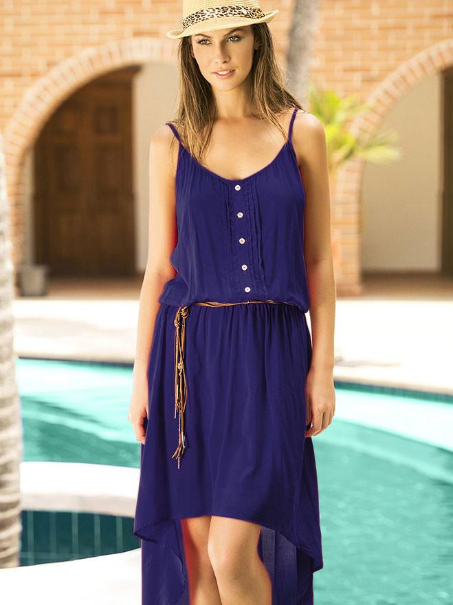 Plavky-Pradlo.cz - Letní šaty Maria Bonita by PHAX modré - PHAX ... 87cd724647a