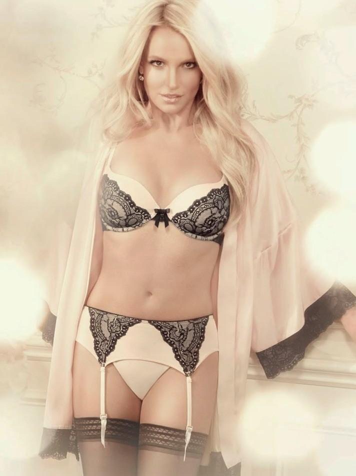 Plavky-Pradlo.cz - Luxusní dámská tanga Britney Spears Intimate ... 264f5020c8
