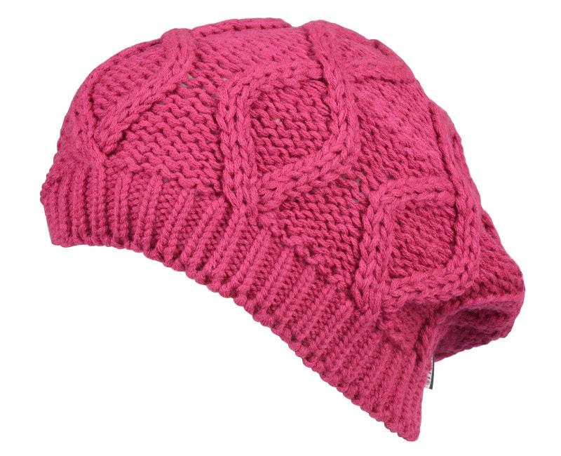 Plavky-Pradlo.cz - Zimní čepice CAPU Pink 18833-B - dámské čepice ... 45150a7c4a