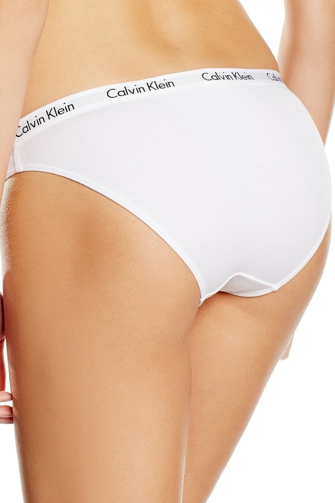 Plavky-Pradlo.cz - Dámské kalhotky CALVIN KLEIN Carousel D1618E bílé ... db8b268168